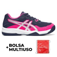 Shoes Asics Gel Padel Pro 4 GS Peacoat White Junior