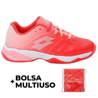 Lotto Mirage 300 II Coral Fluor Junior Sneakers