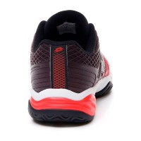 Lotto Mirage 300 II Red Black Junior Sneakers