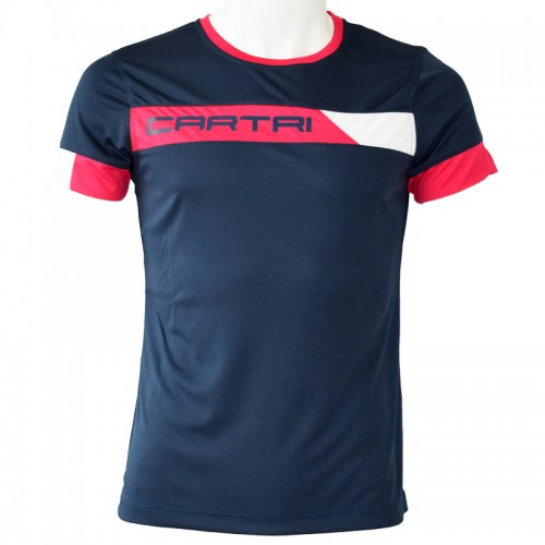 T-shirt Cartri Cimei Dark Blue Strawberry Junior