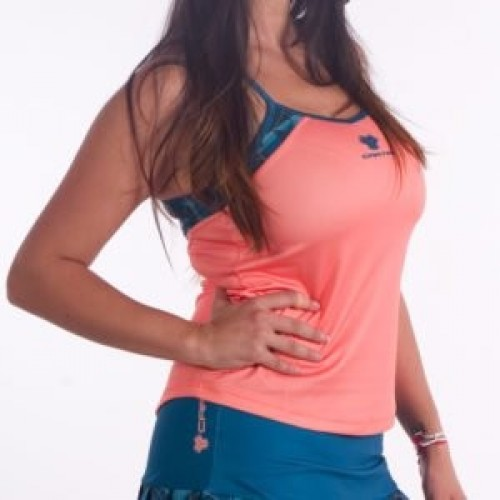 Cartri Lindy Coral T-Shirt