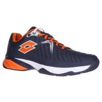 Lotto Space 400 Clay Marino Orange Sneakers