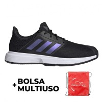 Adidas Game Court Black Sneakers