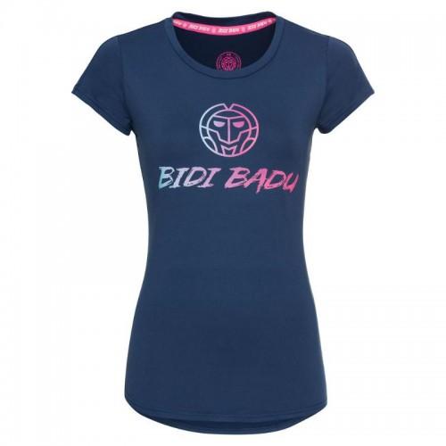 Bidi Badu Coletta Dark Blue Short Sleeve T-Shirt