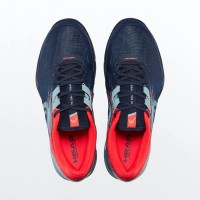 Head Sprint Pro 3.0 Clay Red Neon Sneakers