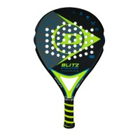 Dunlop Blitz Evolution Yellow Neon Shovel
