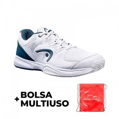 Head Brazer 2.0 Blue White Sneakers