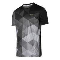 JHayber Line Black T-Shirt