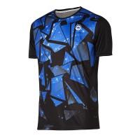 JHayber Impact Black Blue T-Shirt
