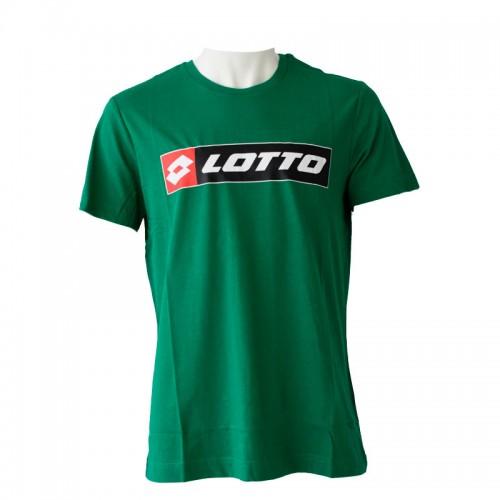Algodon Lotto Logo Garden T-Shirt