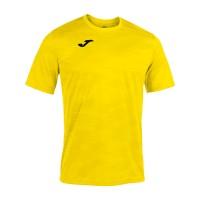 Joma Grafity Yellow T-Shirt