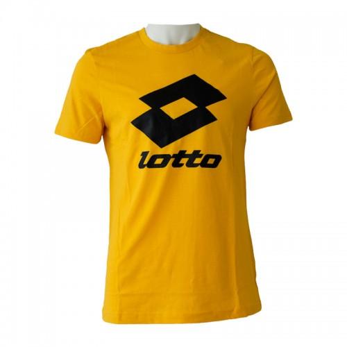 Algodon Lotto Smart II Old Gold T-Shirt