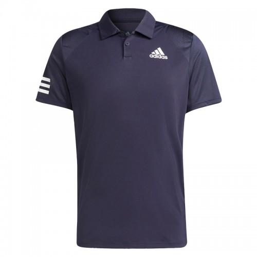 Polo Adidas Club 3 Stripes Legink