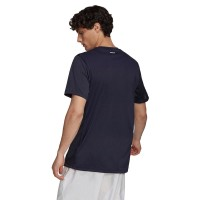Camiseta Adidas Club 3 Stripes Legink