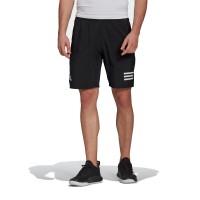 Short Adidas Club 3 Stripes Negro
