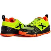 Shoes Munich Atomik 01 Yellow Fluor