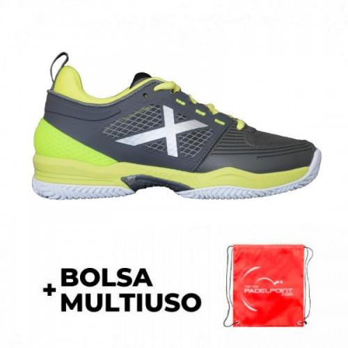 Shoes Munich Atomik 03 Anthracite