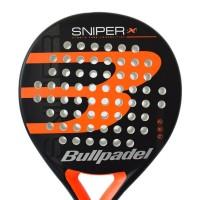 Pala Bullpadel Sniper X Series Orange 2021