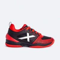 Sneakers Munich Atomik 08 Red Black