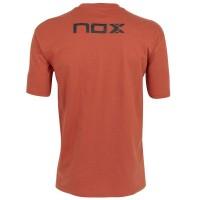 Cotton T-shirt Nox Basic Tile Black