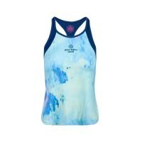 Bidi Badu Padel Aluna Aqua Dark Blue T-shirt