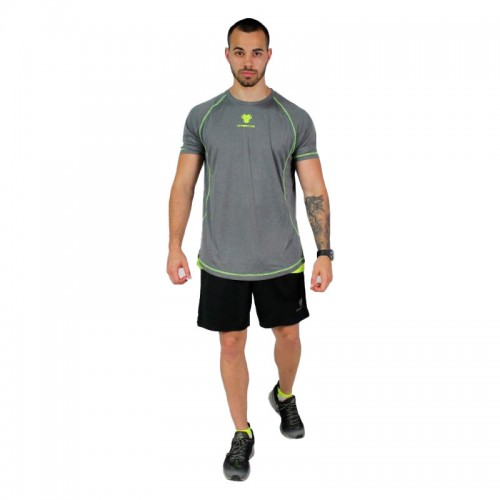 Cartri Bjorn Grey Fluor T-shirt