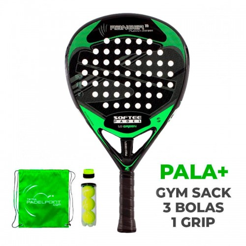 Pala Softee Ranger Green