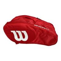 Paletero Wilson Team Red