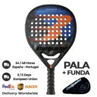 Pala Bullpadel Paquito Navarro Hack 02 Pro 2021