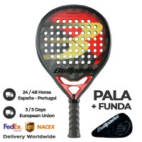 Pala Bullpadel Hack 02 Control Pro 2021