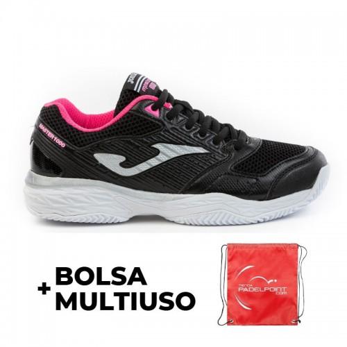 Joma Master 1000 Lady 2001 Black Fuchsia Shoes