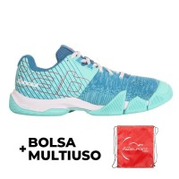 Babolat Movea Women Celeste Blanco 2020 sneakers
