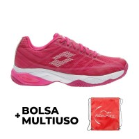 Lotto Mirage 300 Fucsia White Sneakers