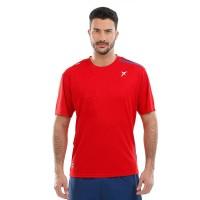 Drop Shot JMD Heritage Red T-Shirt